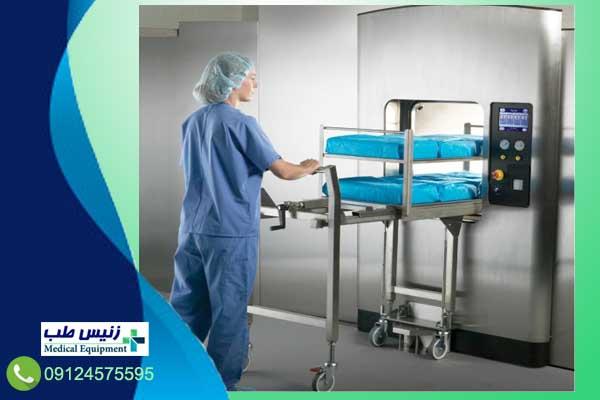 دستگاه اتوکلاو بیمارستانی